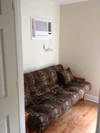 Full Size Futon in Separate Cottage